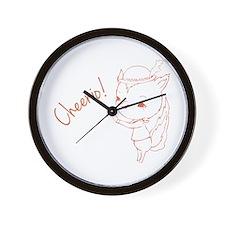 Cheerio : Wall Clock