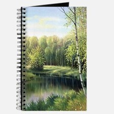 Woodland Painting Journal