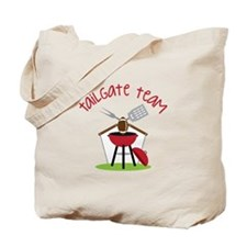 Tailgate Team Tote Bag