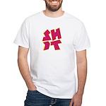 Shit 2012 White T-Shirt