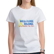 Welcome Home - My Coastie Tee
