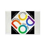 NCOD 2009 Rectangle Magnet (100 pack)
