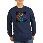 NCOD 2009 Long Sleeve Dark T-Shirt