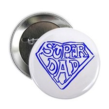 Super Dad Button