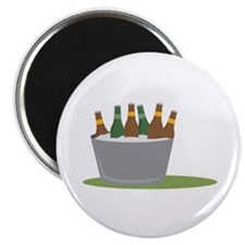 Beer On Ice Magnets