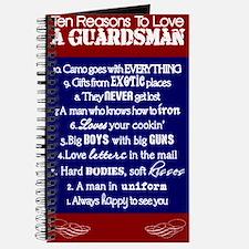 10 Reasons GUARDSMAN Journal