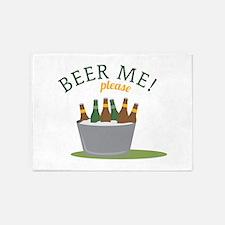 Beer Me! 5'x7'Area Rug