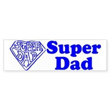 Super Dad Bumper Bumper Sticker