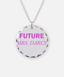 Future Mrs. Darcy Necklace