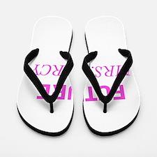 Future Mrs. Darcy Flip Flops