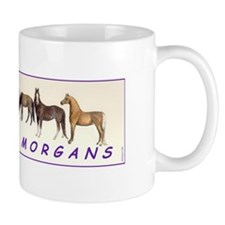 Colorful Morgans Mug