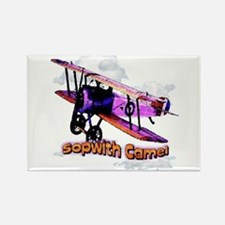 Sopwith Camel Rectangle Magnet