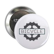 """Bicycle 2.25"""" Button (100 pack)"""