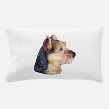 Australian Terrier Bust Pillow Case