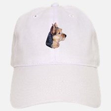 Australian Terrier Bust Baseball Baseball Cap