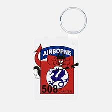 508th PIR Keychains