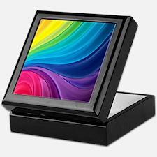 Rainbow Delight Keepsake Box