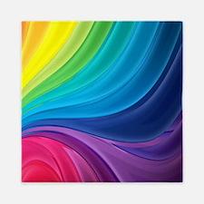 Rainbow Delight Queen Duvet