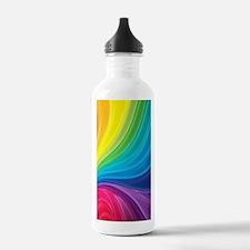 Rainbow Delight Water Bottle