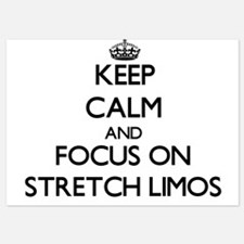 Keep Calm by focusing on Stretch Limos Invitations