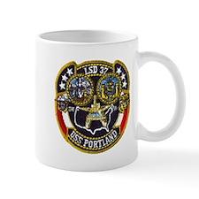 USS PORTLAND Small Mug