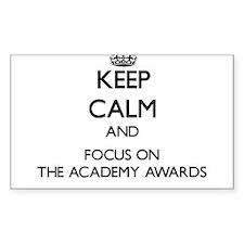 Keep Calm by focusing on The Academy Award Decal