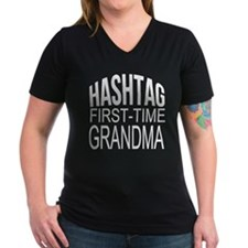First Time Grandma Shirt