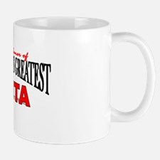 """The World's Greatest Akita"" Mug"