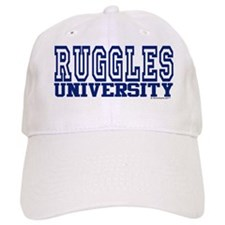 RUGGLES University Baseball Cap