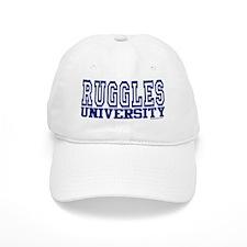 RUGGLES University Baseball Cap