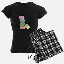 French Macaron Pajamas