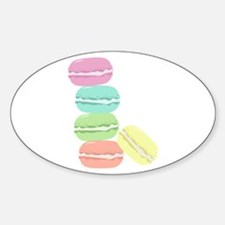 French Macaron Decal