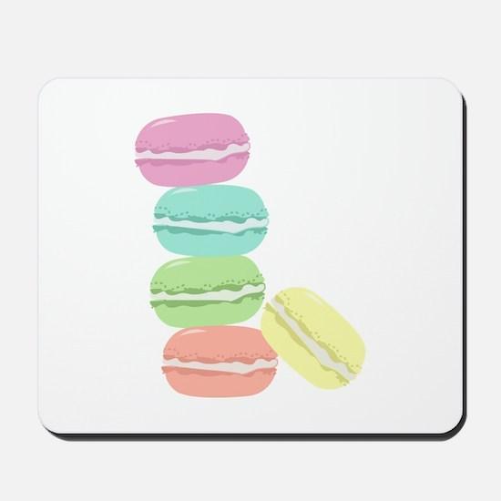 French Macaron Mousepad