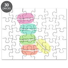 French Macaron Puzzle
