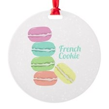 French Cookie Ornament