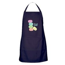 French Cookie Apron (dark)