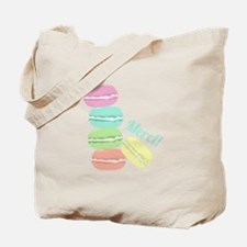 Merci! Cookies Tote Bag