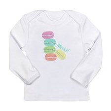 Merci! Cookies Long Sleeve T-Shirt