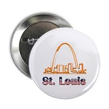 "Gateway Arch 2.25"" Button (10 pack)"