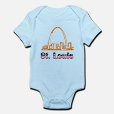 Gateway Arch Infant Bodysuit