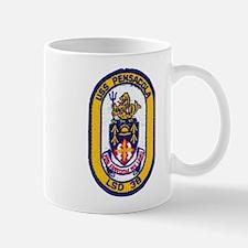 USS PENSACOLA Mug