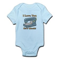 I Love You Sew Much! Body Suit