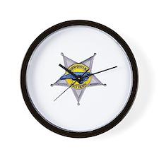 North Carolina State Patrol Wall Clock