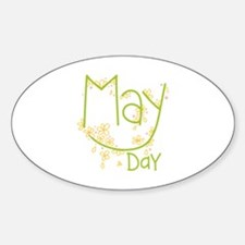 May Day Decal