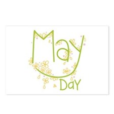 May Day Postcards (Package of 8)