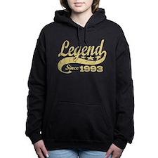 Cute Funny 21st birthday Women's Hooded Sweatshirt