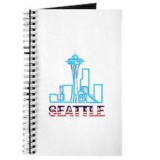 Seattle Space Needle Journal