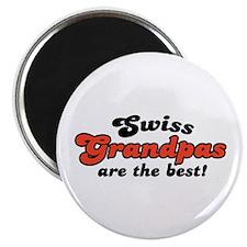 Swiss Grandpas are the Best Magnet