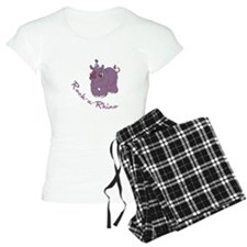 Rock-a-Rhino Pajamas