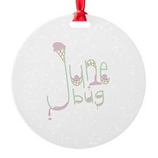 June Bug Ornament
